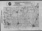 Index Map, Wadena County 1989